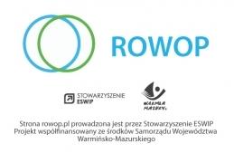 Regionalny Ośrodek Wspierania Organizacji Pozarządowych. Województwo Warmińsko-Mazurskie.