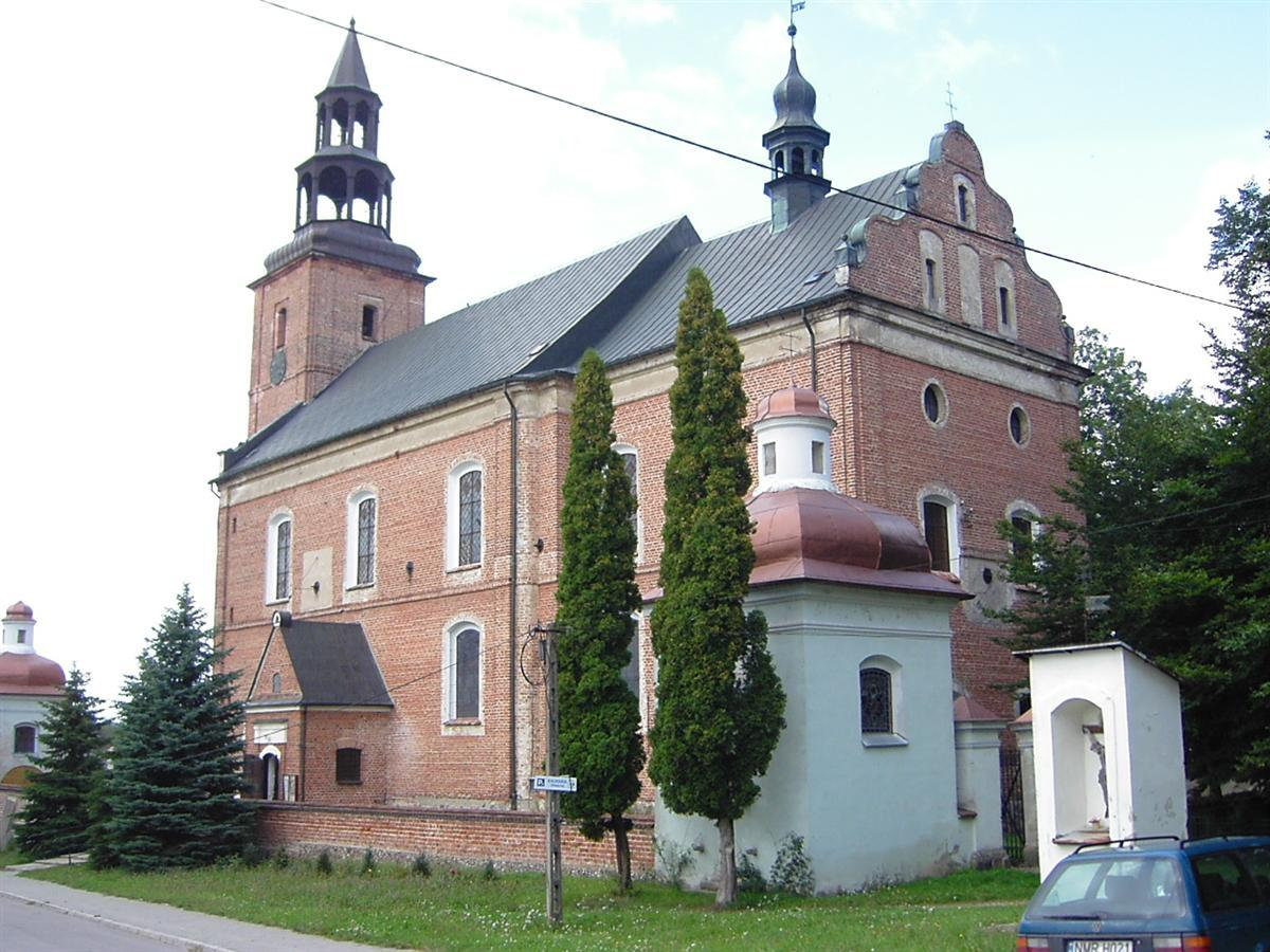 Głotowo- Kościół pw. Najświętszego Zbawiciela