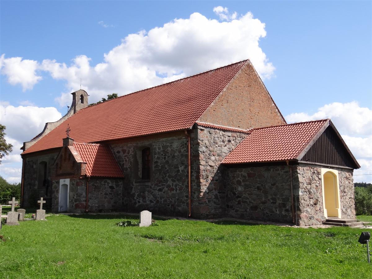 Jesionowo - Kościół pw. św. Marcina