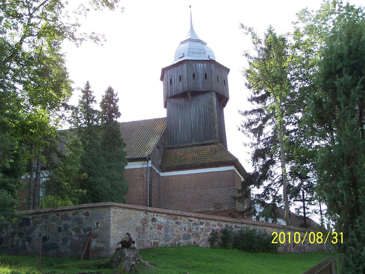 Orzechowo – Kościół Niepokalanego Poczęcia Najświętszej Marii Panny