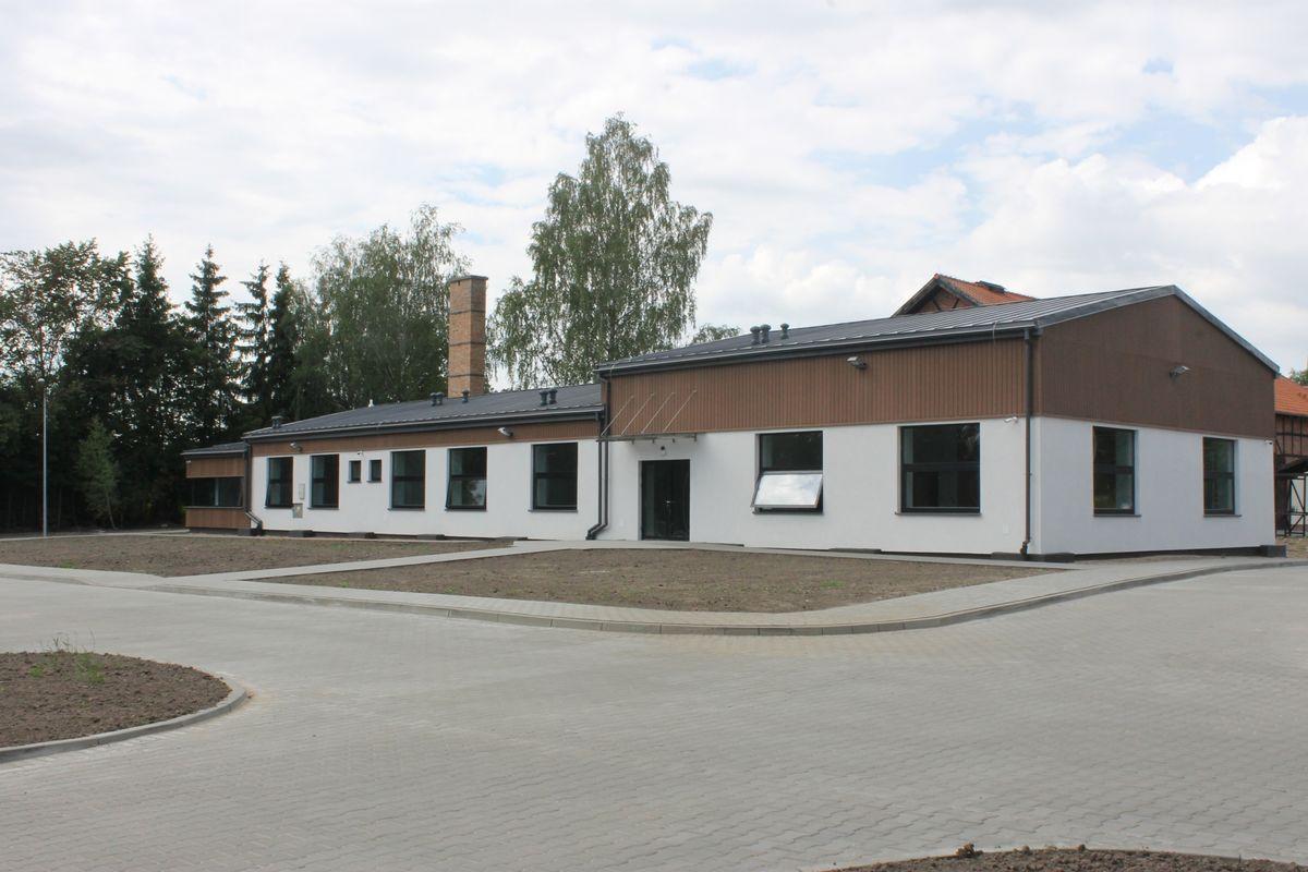 Modernizacja budynku przy ul. Olsztyńskiej 3 i przy ul. Górnej 24 oraz adaptacja budynku przy ul. Górnej 9a w Dobrym Mieście
