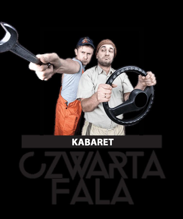 Plakat Kabaretu Czwarta Fala
