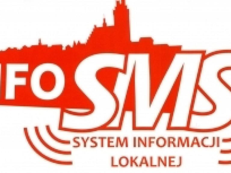 Logo systemu INFO SMS