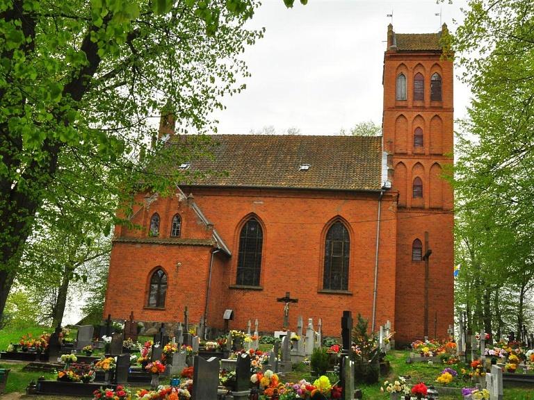 Cerkiewnik – Kościół pw. św. Katarzyny i Anny