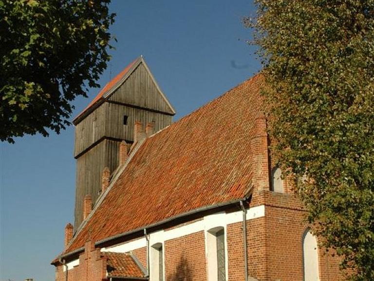 Piotraszewo – Kościół pw. św. Bartłomieja